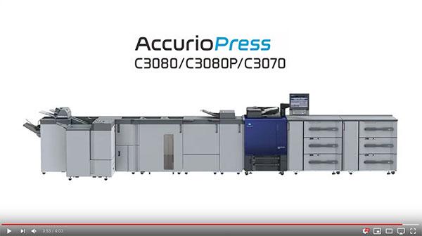 AccurioPress C3080